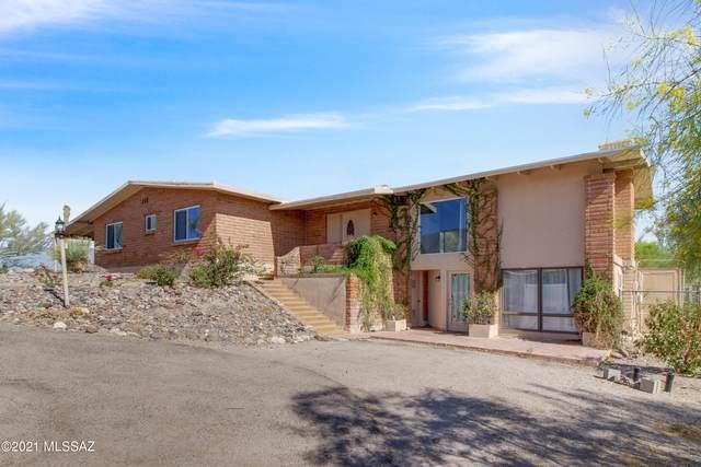 4720 E Calle Barril, Tucson, AZ 85718 (#22113534) :: The Local Real Estate Group | Realty Executives