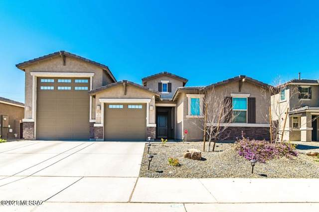 12175 N Caravelle Place, Marana, AZ 85653 (#22113552) :: The Local Real Estate Group | Realty Executives