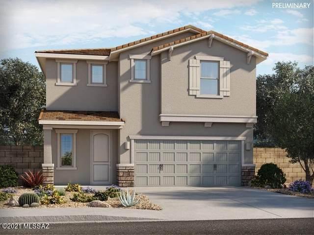 6959 W Hedge Rose Drive, Tucson, AZ 85757 (#22113585) :: Gateway Partners International