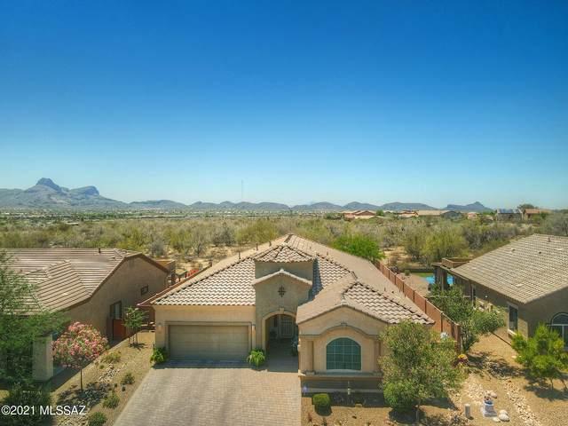 9167 N Jade Sky Place, Tucson, AZ 85742 (#22113591) :: Keller Williams