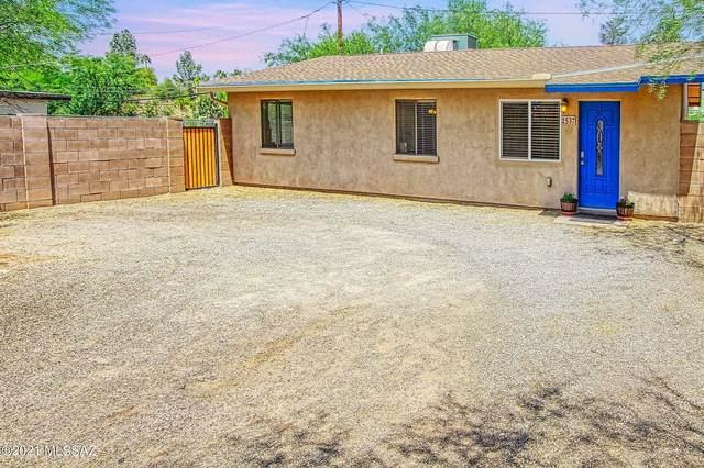 2537 E Glenn Street, Tucson, AZ 85716 (#22113612) :: Keller Williams