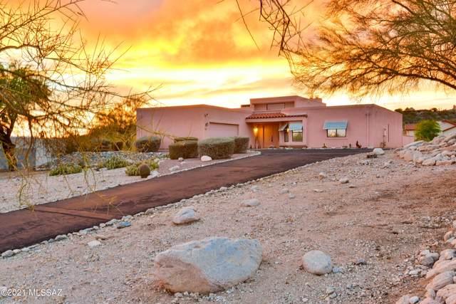 6801 E Fieldstone Lane, Tucson, AZ 85750 (#22113626) :: The Local Real Estate Group   Realty Executives