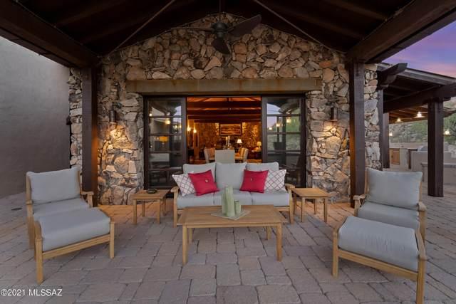 13781 N Old Ranch House Road, Marana, AZ 85658 (#22113638) :: The Local Real Estate Group | Realty Executives