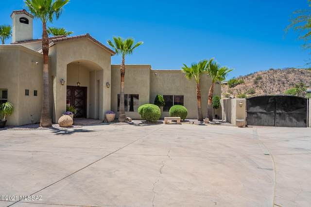3001 N Manzanita Lane, Nogales, AZ 85621 (#22113665) :: The Dream Team AZ