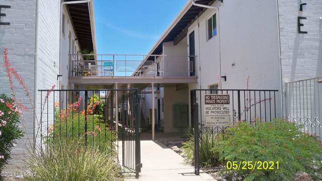 1705 S Jones Boulevard E-113, Tucson, AZ 85713 (#22113670) :: The Local Real Estate Group | Realty Executives