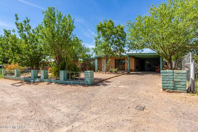 824 W Irvine Avenue, Pirtleville, AZ 85626 (#22113675) :: The Local Real Estate Group   Realty Executives