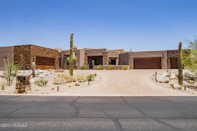 1066 W Tortolita Mountain Circle, Oro Valley, AZ 85755 (#22113683) :: Gateway Partners International