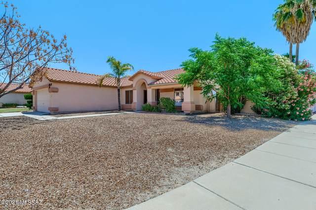 7319 W Silver Sand Drive, Tucson, AZ 85743 (#22113685) :: The Dream Team AZ