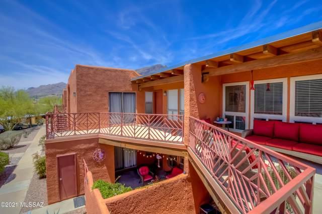 6255 N Camino Pimeria Alta 60, Tucson, AZ 85718 (#22113699) :: The Local Real Estate Group | Realty Executives