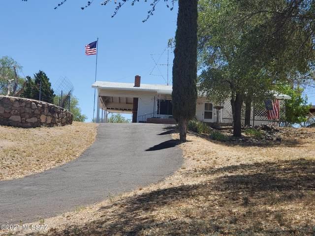 585 W Linda Vista Road, Oracle, AZ 85623 (#22113709) :: The Local Real Estate Group | Realty Executives