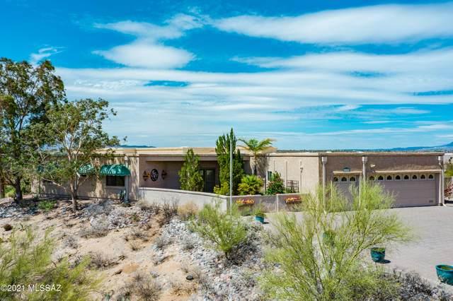 9650 N Calle El Milagro, Oro Valley, AZ 85737 (#22113785) :: Gateway Partners International