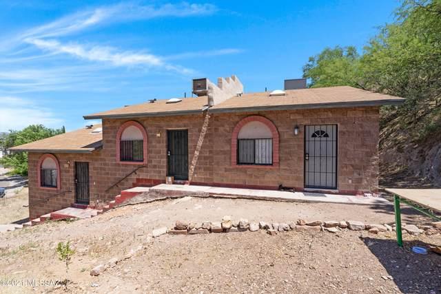 205 W Camino Del Sol, Nogales, AZ 85621 (#22113816) :: Long Realty - The Vallee Gold Team
