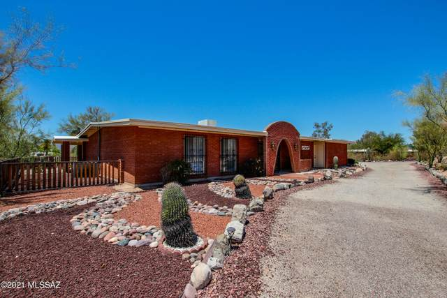 6811 N Tivoli Place, Tucson, AZ 85741 (#22113823) :: The Dream Team AZ