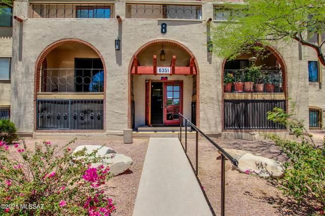 6351 N Barcelona Court #813, Tucson, AZ 85704 (#22113865) :: The Dream Team AZ