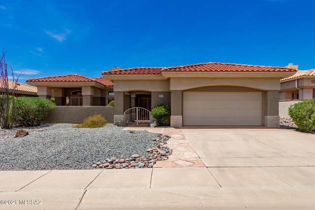 14717 N Silver Hawk Drive, Oro Valley, AZ 85755 (#22113876) :: Tucson Property Executives