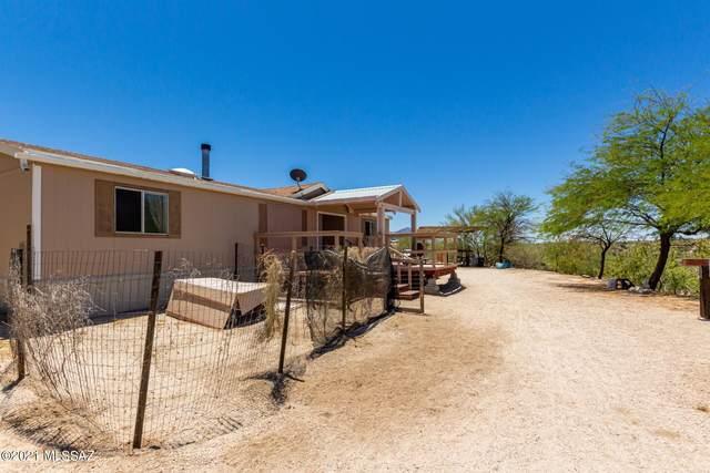 4511 E Quail Ranch Drive, Tucson, AZ 85739 (#22113908) :: Kino Abrams brokered by Tierra Antigua Realty