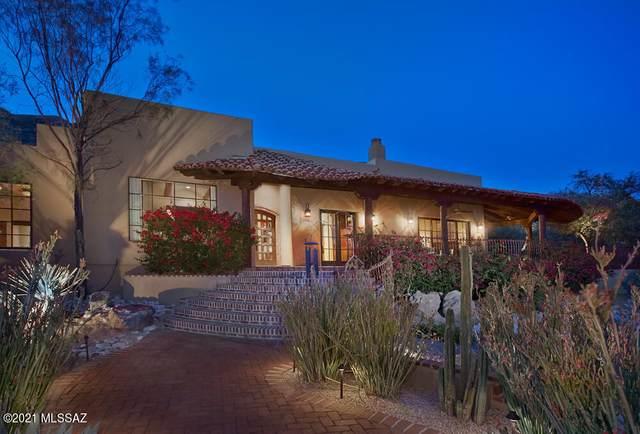 4845 E Winged Foot Drive, Tucson, AZ 85718 (#22113914) :: Kino Abrams brokered by Tierra Antigua Realty
