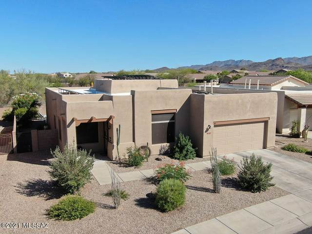 8098 N Painted Feather Drive, Tucson, AZ 85743 (#22113930) :: Kino Abrams brokered by Tierra Antigua Realty