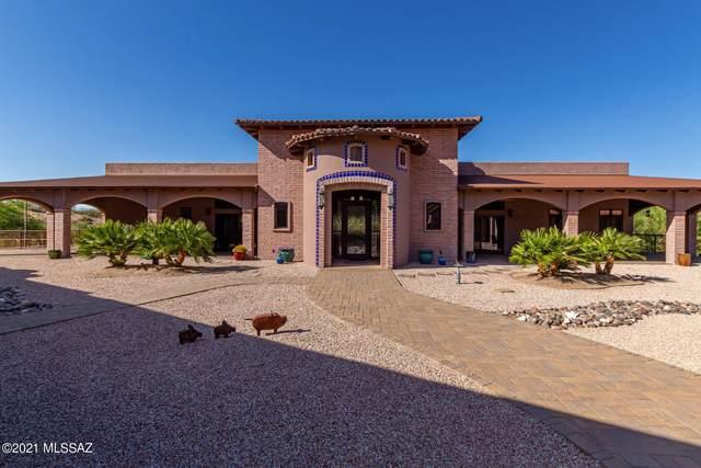 130 Canyon Pass Court, Tubac, AZ 85646 (#22113931) :: The Dream Team AZ