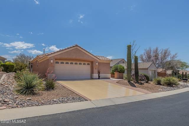 5430 W Winding Desert Drive, Marana, AZ 85658 (#22113937) :: The Local Real Estate Group   Realty Executives