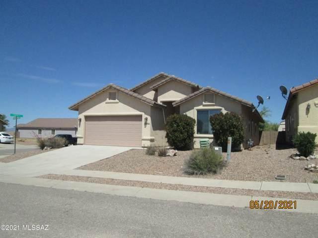 1684 Tenen Pass Drive, Benson, AZ 85602 (#22113949) :: Long Realty - The Vallee Gold Team
