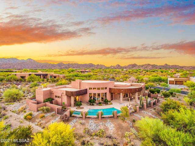 1185 W Weathered Stone Place, Oro Valley, AZ 85755 (MLS #22113953) :: The Property Partners at eXp Realty