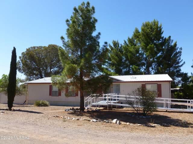 3194 W Barrel Cactus Lane, Benson, AZ 85602 (MLS #22113960) :: The Property Partners at eXp Realty