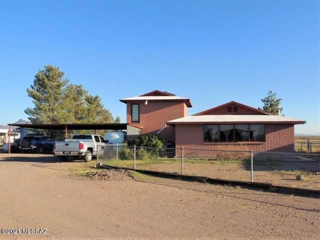 1677 E Loma Vista Drive, Douglas, AZ 85607 (#22113969) :: The Local Real Estate Group | Realty Executives