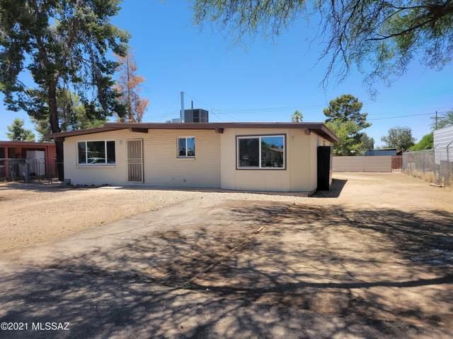 4941 N La Cholla Boulevard, Tucson, AZ 85705 (#22113972) :: Keller Williams