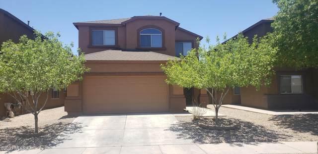 2268 E Calle Los Marmoles, Tucson, AZ 85706 (#22113973) :: Long Realty Company