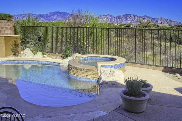 12840 N Cactus Terrace Place, Marana, AZ 85658 (#22113975) :: The Dream Team AZ