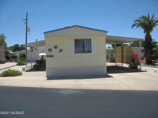 5365 W Lazy S Street, Tucson, AZ 85713 (#22113976) :: Kino Abrams brokered by Tierra Antigua Realty