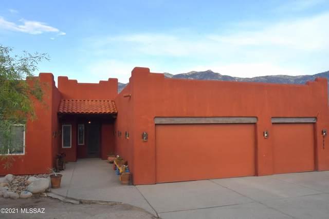 5285 E Starhaven Lane, Tucson, AZ 85739 (#22113990) :: Kino Abrams brokered by Tierra Antigua Realty