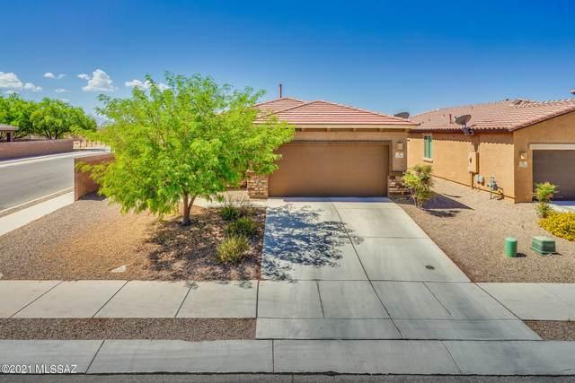 6794 E Sea Horse Road, Tucson, AZ 85756 (#22114067) :: The Local Real Estate Group | Realty Executives