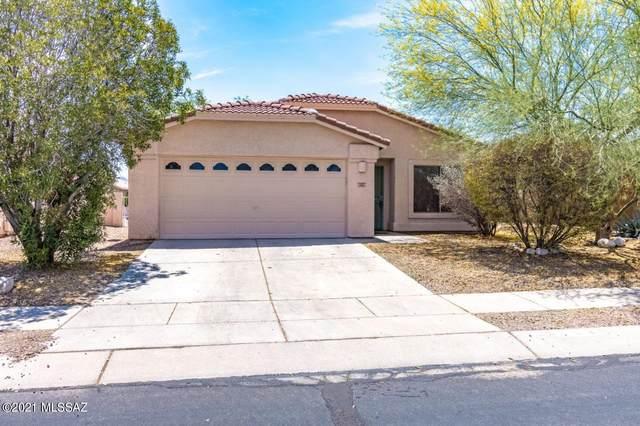 8110 N Kearny Drive, Tucson, AZ 85743 (#22114136) :: Gateway Realty International