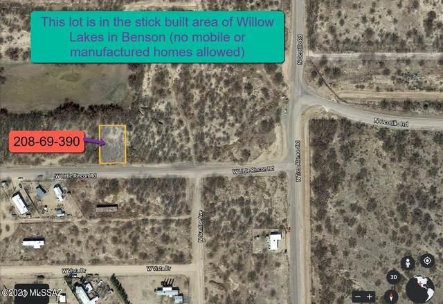 W Little Rincon Road #244, Benson, AZ 85602 (#22114171) :: The Local Real Estate Group | Realty Executives