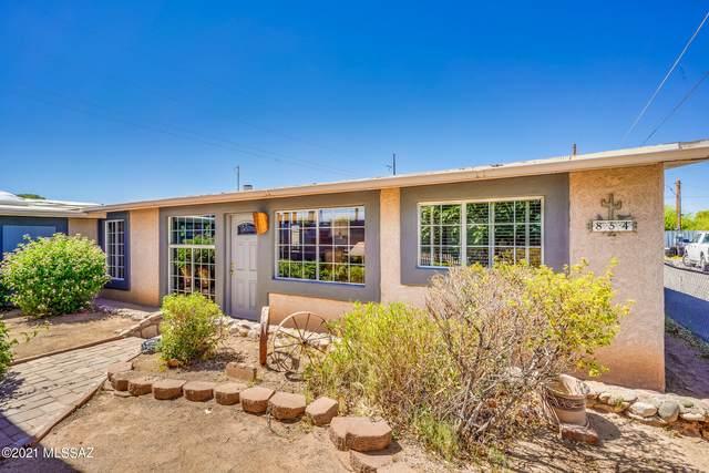 854 W Limberlost Drive, Tucson, AZ 85705 (#22114172) :: Kino Abrams brokered by Tierra Antigua Realty