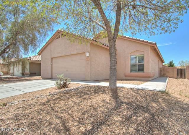 11387 W Burning Sage Street, Marana, AZ 85653 (#22114226) :: The Dream Team AZ