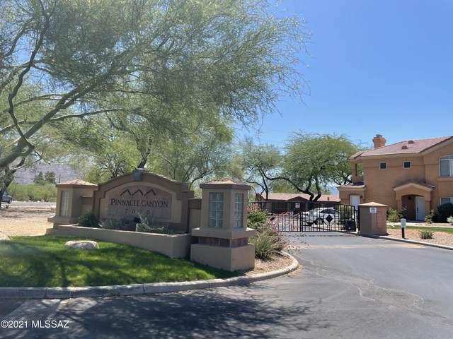7050 E Sunrise Drive #18204, Tucson, AZ 85750 (#22114234) :: Gateway Realty International