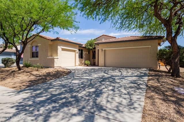 11639 W Emmer Drive, Marana, AZ 85653 (#22114262) :: The Dream Team AZ