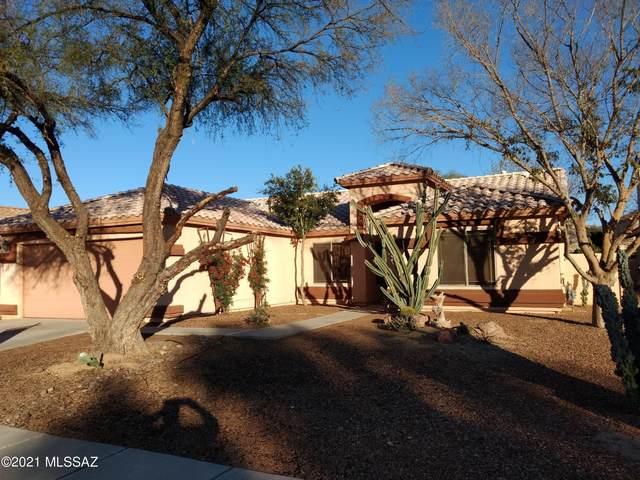8708 N Silver Sand Place, Tucson, AZ 85743 (#22114271) :: The Dream Team AZ