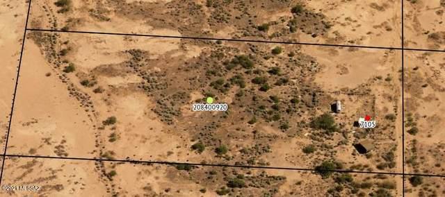 7105 N Cherry Blossom Road, Marana, AZ 85653 (#22114280) :: Tucson Property Executives