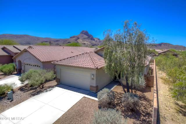 8381 N Wind Swept Lane, Tucson, AZ 85743 (#22114283) :: Kino Abrams brokered by Tierra Antigua Realty