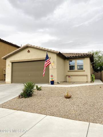 7984 S Dolphin Way, Tucson, AZ 85756 (#22114284) :: The Local Real Estate Group | Realty Executives