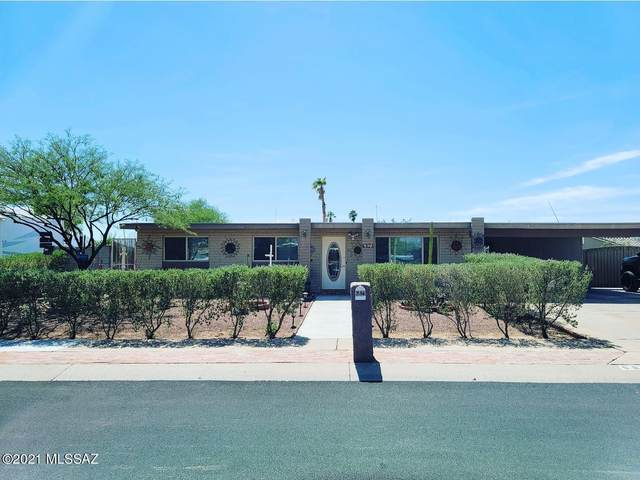 6821 N Northlight Drive, Tucson, AZ 85741 (#22114311) :: The Local Real Estate Group | Realty Executives