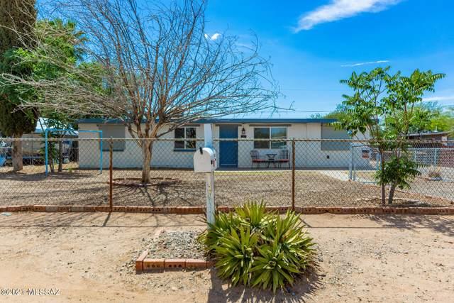 6708 S Melody Avenue, Tucson, AZ 85756 (#22114324) :: Keller Williams