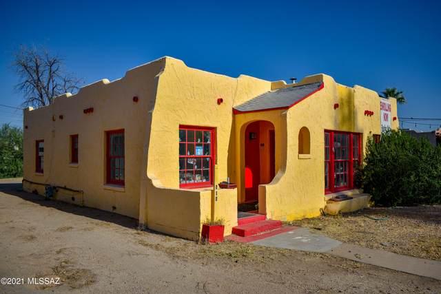 514 S 1St Avenue, Safford, AZ 85546 (#22114332) :: The Local Real Estate Group | Realty Executives