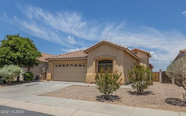 6675 E Ladonna Lane, Tucson, AZ 85756 (#22114343) :: The Dream Team AZ