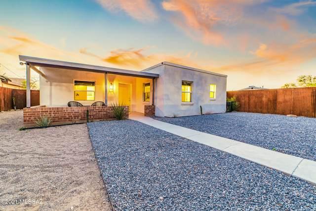 1116 S 4Th Avenue, Tucson, AZ 85701 (#22114350) :: Gateway Partners International