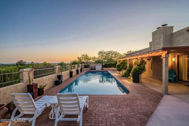 6822 E Fieldstone Lane, Tucson, AZ 85750 (#22114351) :: Gateway Partners International